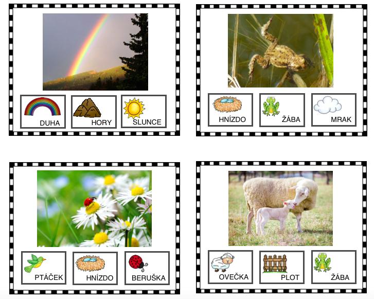 Pracovni Listy Rostliny